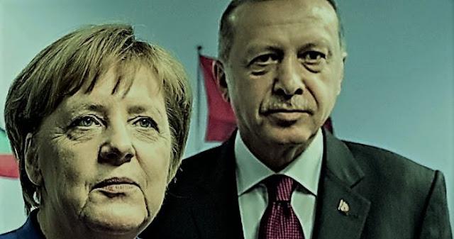Ο Ερντογάν πιέζει Τσίπρα και Μέρκελ με το μεταναστευτικό