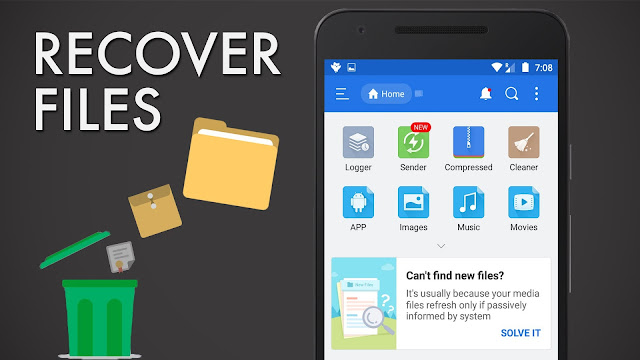 How To Recover Deleted Photos Android