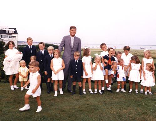JFK summer 1963