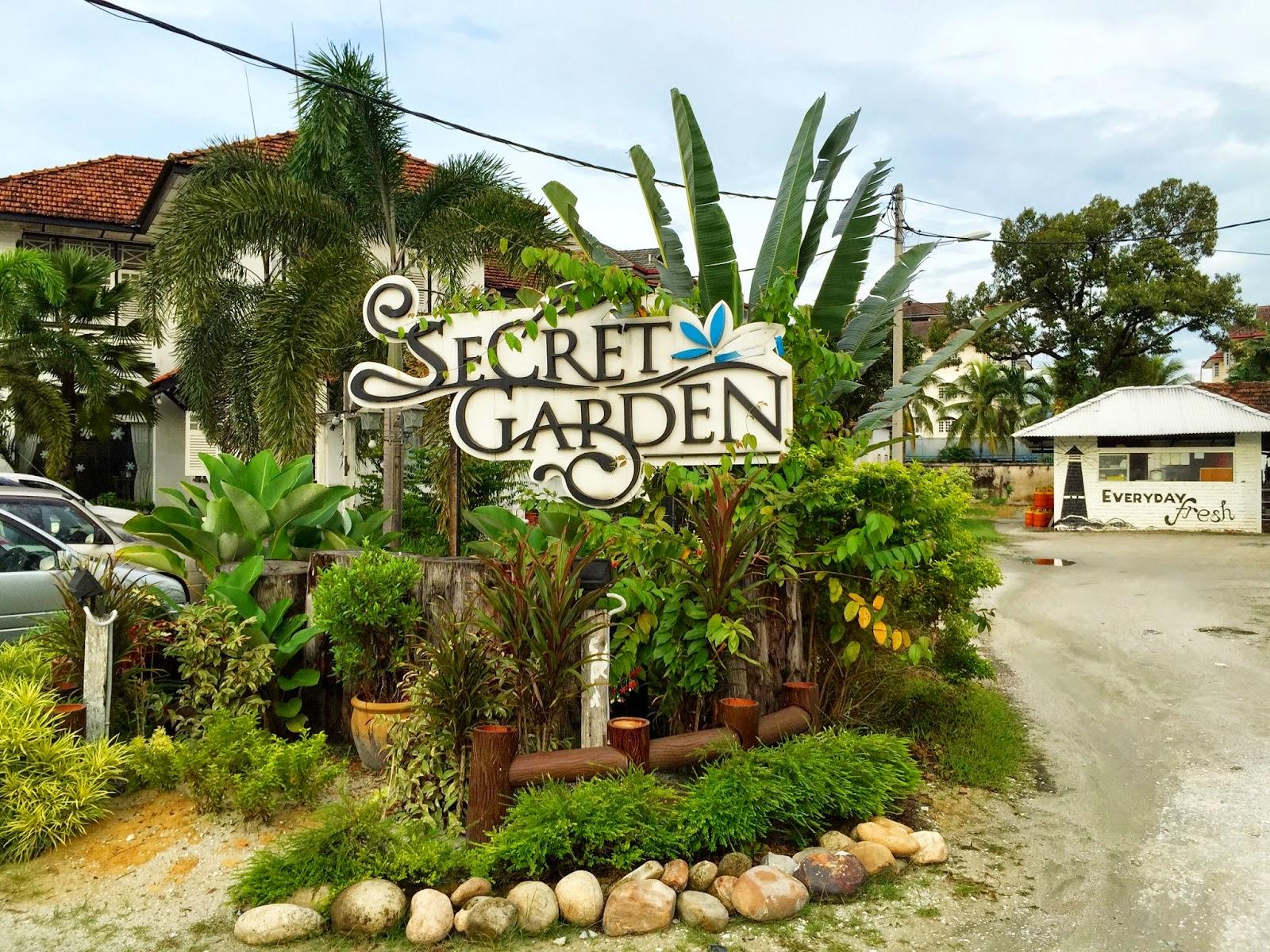 Secret Garden: SECRET GARDEN RESTAURANT, IPOH