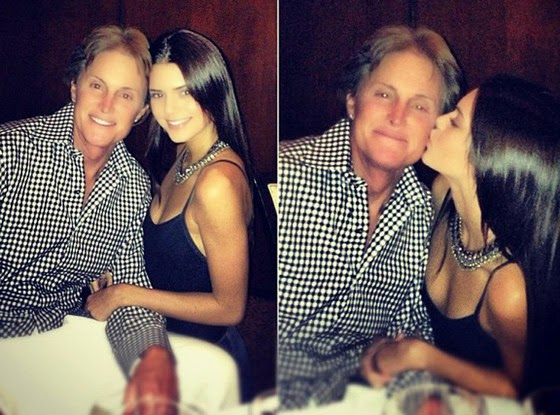 Kendall Jenner will always love Bruce Jenner, whether he's a man or a woman