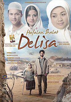 Hafalan Sholat Delisa Poster