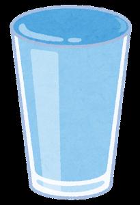 水のイラスト(大盛り)