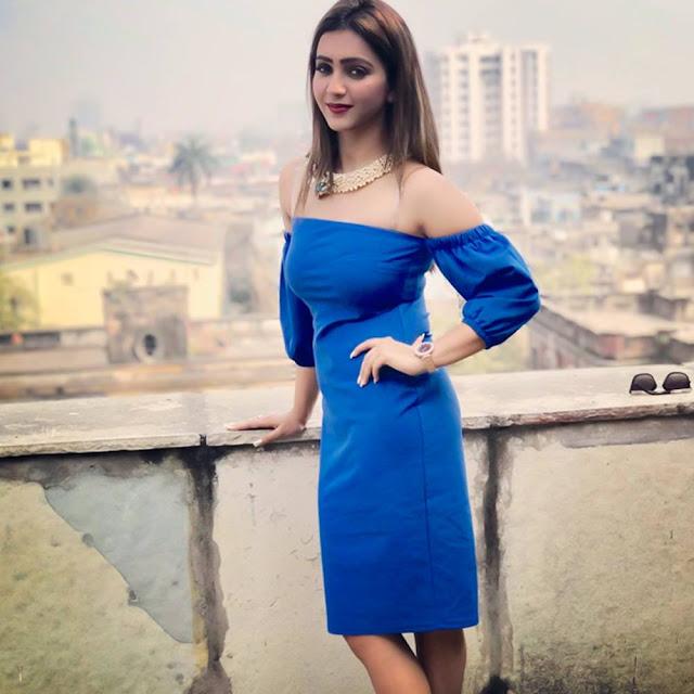 bengali actress koushani hot pic
