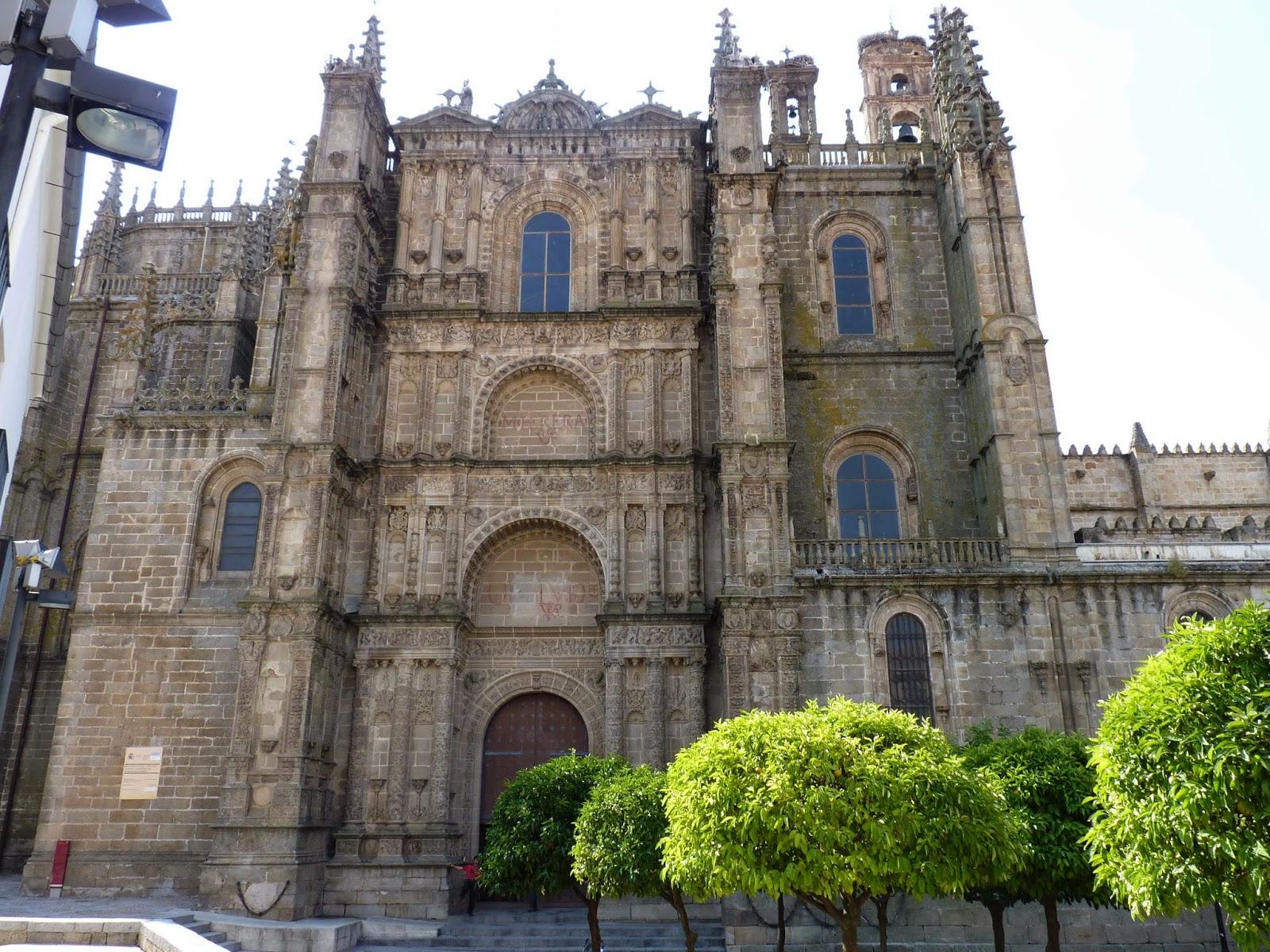Plasencia, Catedral Nueva.