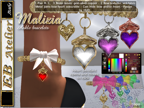 https://marketplace.secondlife.com/p/EB-Atelier-Malizia-Anklets-with-HUD-GOLDSILVERCOPPER-italian-designer/5334567
