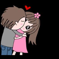 Jub (lovers stickers Nui)