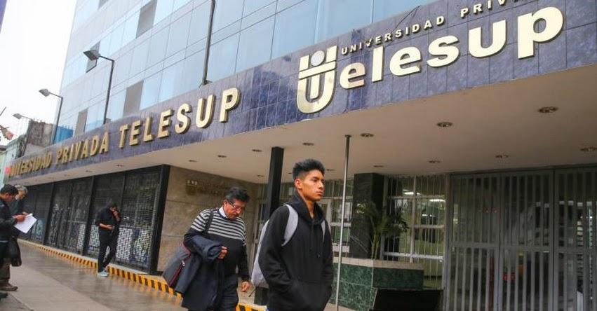 SUNEDU impugnará fallo judicial que suspende cierre de la Universidad TELESUP