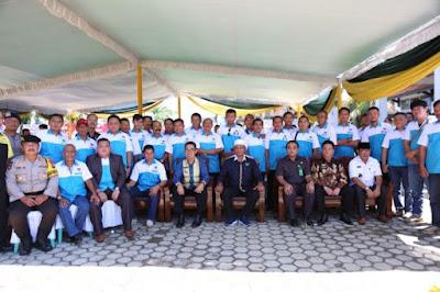 Musannif Effendi Terpilih Pimpin PWI Lampung Timur 2018-2021