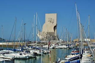 Portugalia, Lizbona, Port jachtowy w Belem