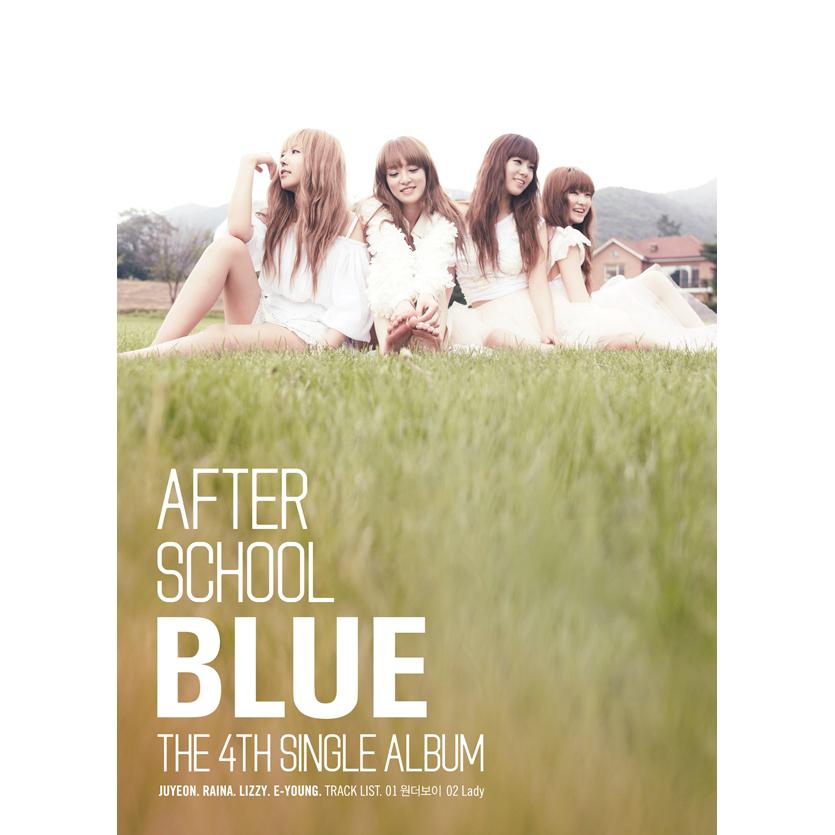 [Single] After School Blue – The 4Th Single Album – Blue (FLAC)