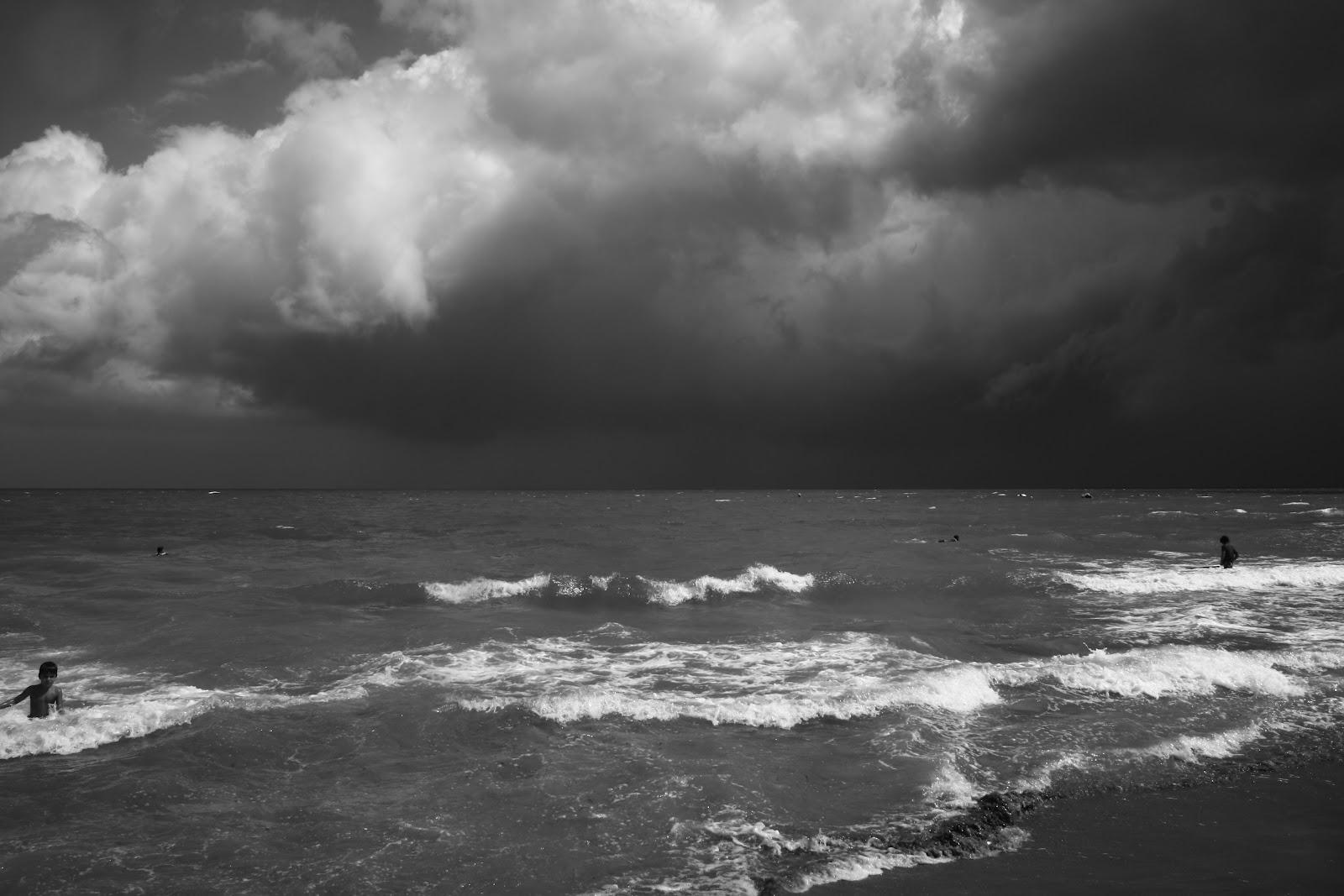 Jimena Y Pau (II): Tormenta En El Mar