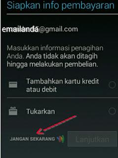 setelan gmail