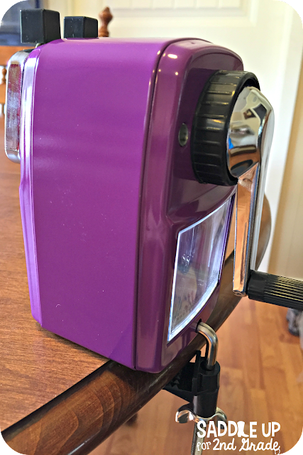 THE Purple Sharpener from Classroom Friendly Supplies