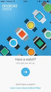 Android Wear (App เชื่อมต่อ Android กับนาฬิกา Smart Watch