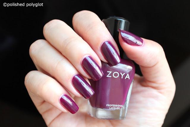 Zoya Urban Grunge Swatches Tara