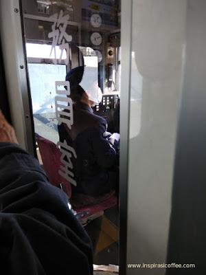 Masinis Perempuan di Jepang