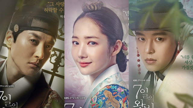 Drama Korea Queen For Seven Days Subtitle Indonesia