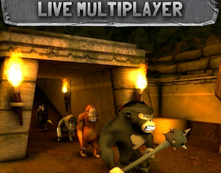 Battle Monkeys Multiplayer - Game multiplayer android terbaik