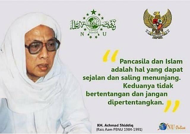 Mematri Pancasila Ala Nahdlatul Ulama