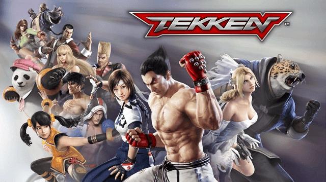 Tekken adalah franchise game fighting yang dibuat oleh Namco