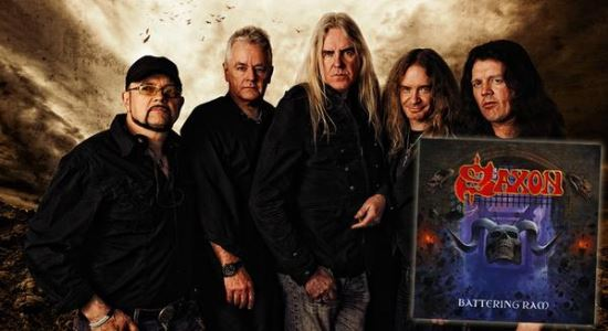 "SAXON: Δείτε το lyric video του ""Queen Of Hearts"""