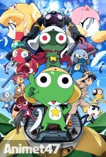 Keroro Gunsou Movie 3: Tenkuu Daikessen de Arimasu! -  2013 Poster
