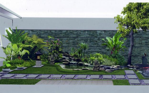 Inspirasi Rumah Ku Inspirasi Taman Part 2
