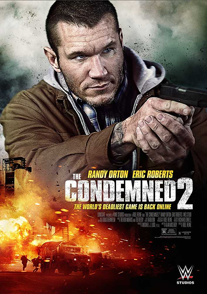 Poster The Condemned 2 Full Movie Dual Audio Hindi Free Download 300Mb