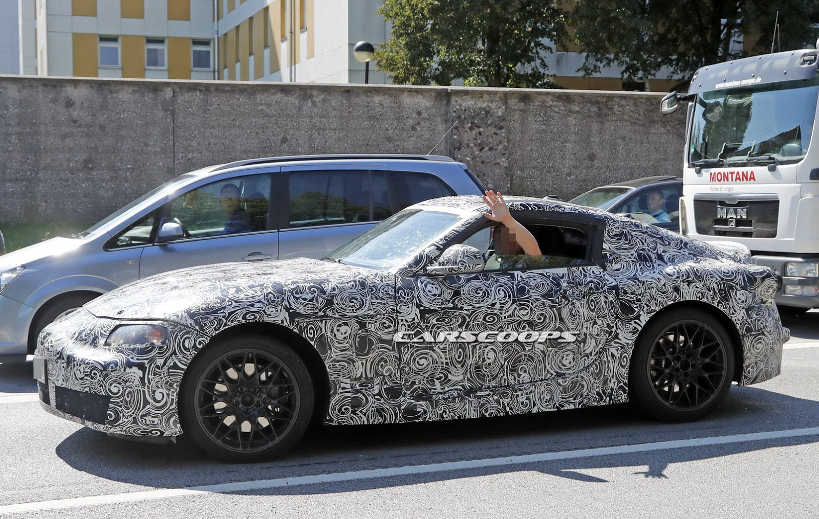 New 2018 Toyota Supra Coupe This Is It Carscoops
