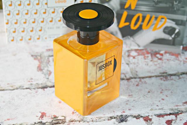 Justbox Perfumes - Live 'N' Loud Eau de Parfum