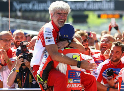 Ketagihan Menang, Iannone Sesumbar Sambut GP Ceko