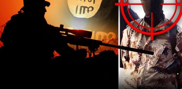 """Unui comandant ISIS """"i-a explodat capul"""". dozafresh"""