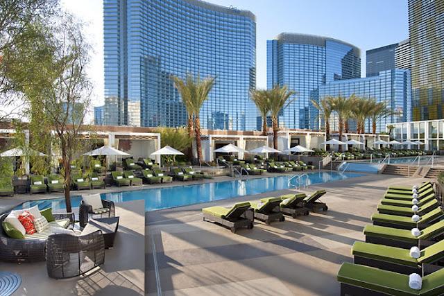 Hotel Mandarin Oriental CityCenter em Las Vegas