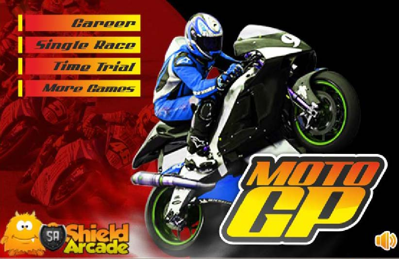 Play Games For Free : Free play moto gp games online racer