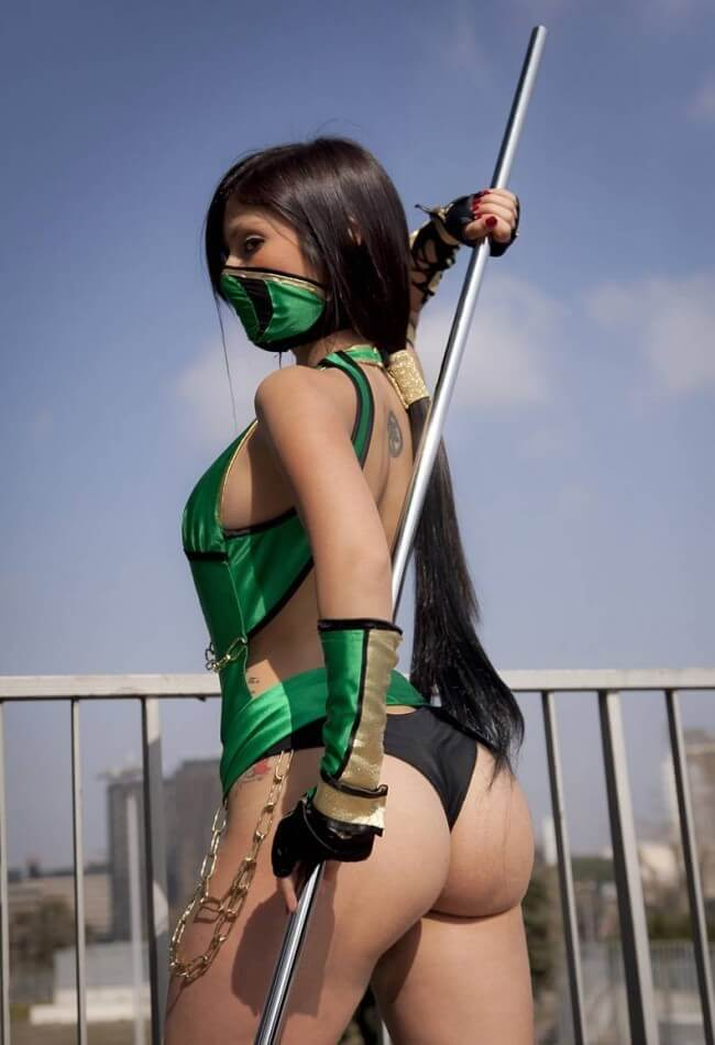 Cosplays gostosas do mundo geek