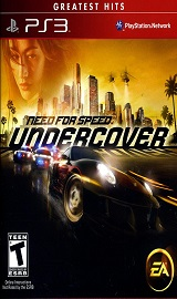 nfs undercover - Need For Speed Undercover [PS3] [PSJ]