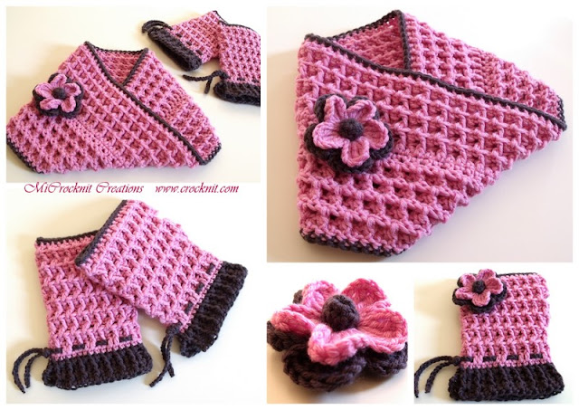 crochet patterns, how to crochet, mittens, fingerless, MOBIUS, SCARF,