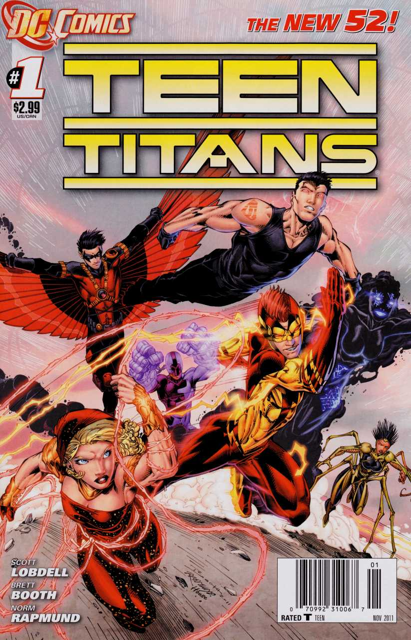 Teen Titans 2011