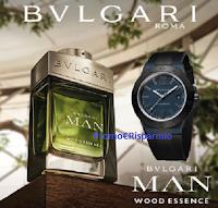 Logo Concorso ''Ethos Profumerie e Bulgari ti regalano il lusso'': vinci occhiali Bulgari e orologio