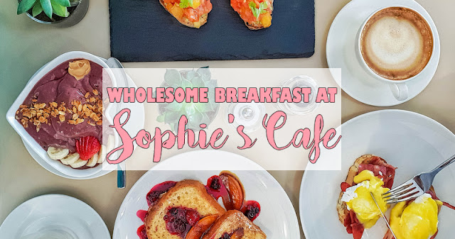 sophies cafe dubai review
