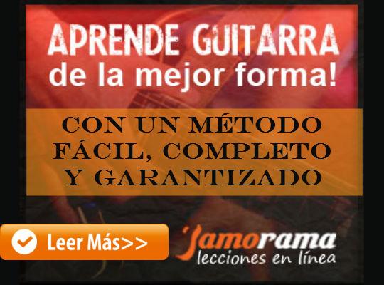 Aprende a Tocar Guitarra de forma fácil, rápida y segura