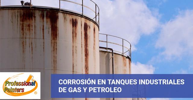 Corrosión en tanques pemex