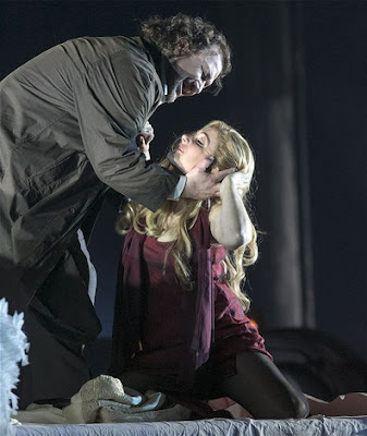 Korngold: Die tote Stadt - Burkhard Fritz, Manuela Uhl - Semperoper, Dresden (Photo David Baltzer)