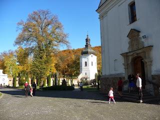Крехов. Монастырь св. Николая