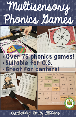 Engaging Phonics Activities