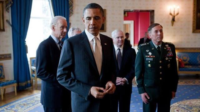 Reuters: EEUU estudia solución militar al conflicto sirio
