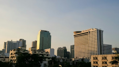 バンコクの休日