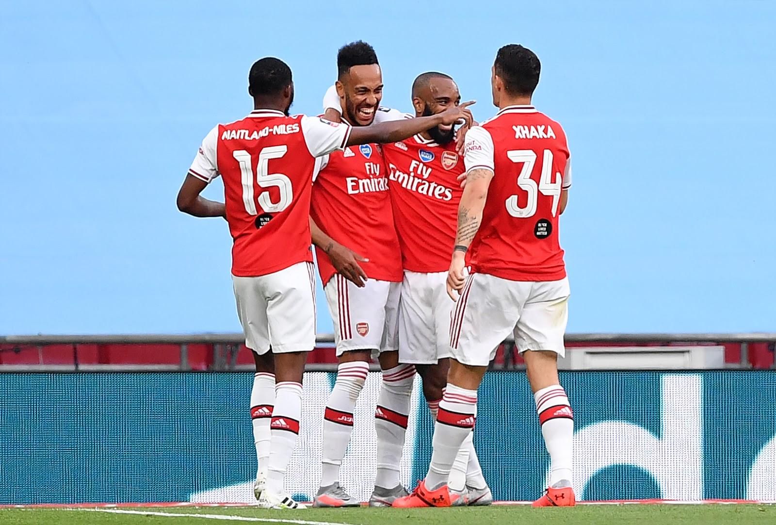 Arsenal elimina al Manchester City y pasa a la final de la FA Cup