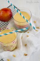 Smoothie z nektarynkami